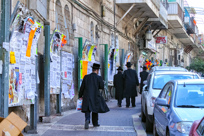 イスラエル人の国民性